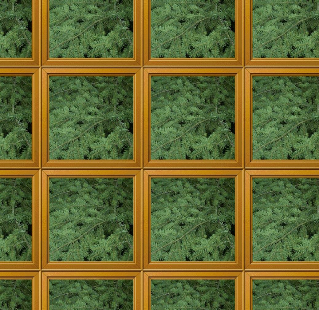 Windows 95 Tiling Wallpaper With OpenGL | Aaron Barrett