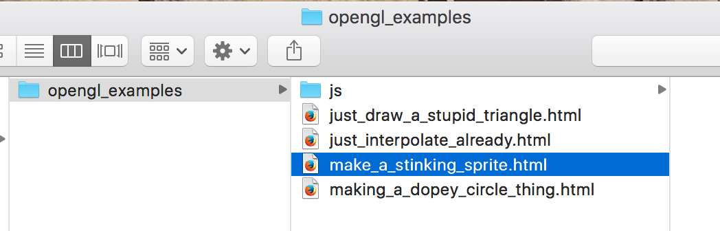 Make A Stinking Sprite With OpenGL | Aaron Barrett