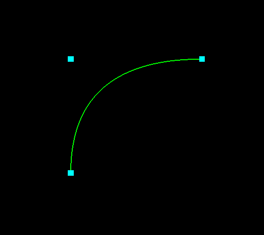 Wiggly Bézier Curves With OpenGL   Aaron Barrett